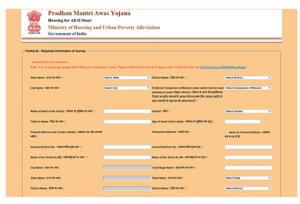 Pradhaan Mantri Awas Yojna Page 3