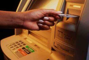 GST on ATM