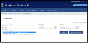 Voluntary Payment Application
