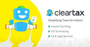 Cleartax GST App