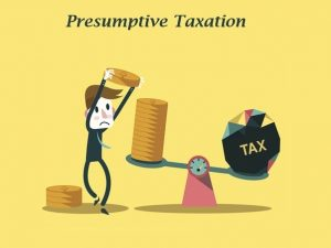 Presumptive Tax