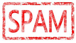 Spam IT Notice