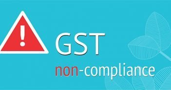 GST non-compliance