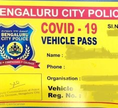 How to get KSP Clear Pass Vehicle movement and Person's movement during lockdown in Bangalore ?